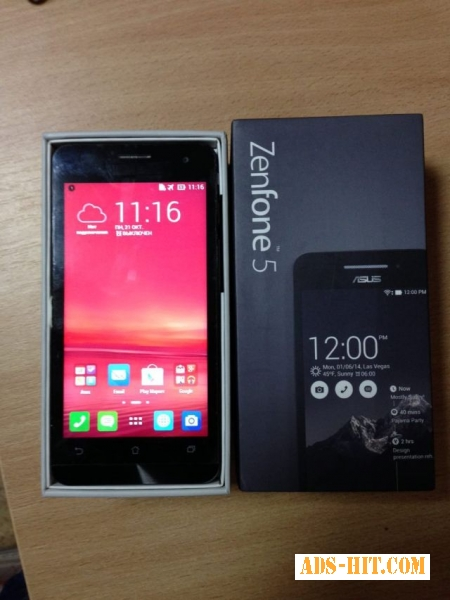 Смартфон ASUS ZenFone 5 2/16Gb (Black)
