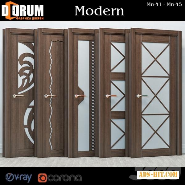 """Межкомнатные двери от компании """"DORUM"""""""