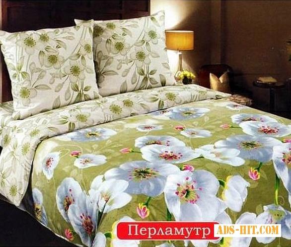 Постельное белье Киев недорого, Комплект Перламутр