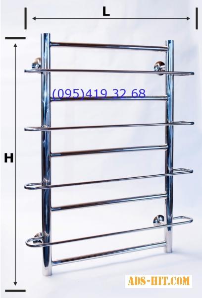 Лестница с декорацией 600*500мм нержавеющая сталь 12Х18Н10Т
