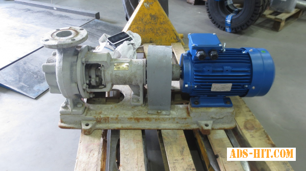 Насос консольный промышленный К65-50-160