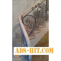Изготовление и установка мраморных перил