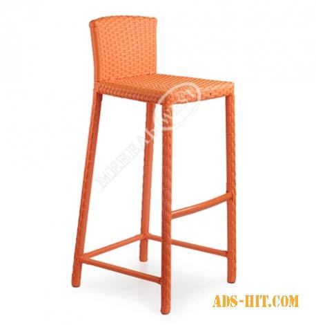 Мебель из искусственного ротанга, Стул барный