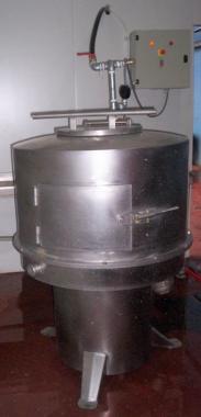 Машина для очистки желудков свиней и КРС