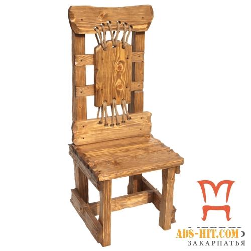 Деревянные кресла под старину, Стул Богатырь