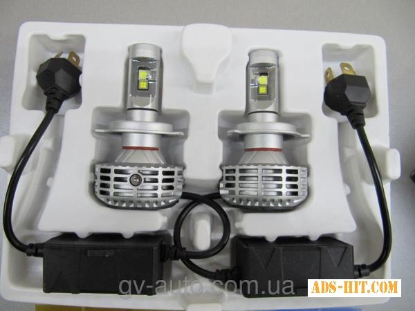 Светодиодные автомобильные лампы G6 - Н 4 Canbus (ближний/дальний)
