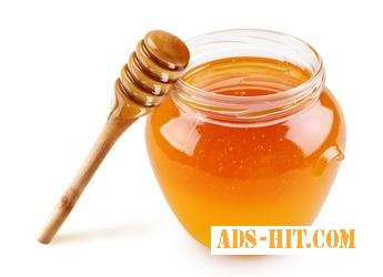 Мед натуральный подсолнечный