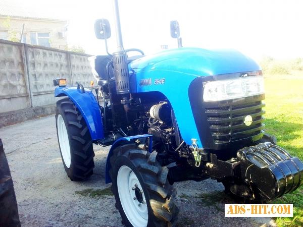 Мини-трактор Джинма 264Ес реверсом