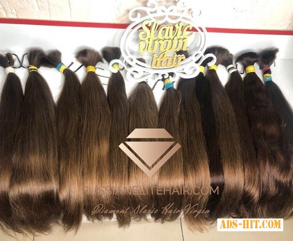 Славянские волосы в продаже Парики Трессы Наращивание волос в Киеве Микрокапсульное