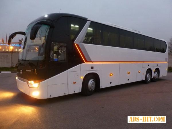 Автобус Стаханов - Москва - Стаханов.