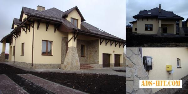 Будинок , ділянка 10 сот. , в с. Солонка (Львів)