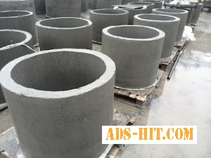 Кольцо бетонное кс 6, 6