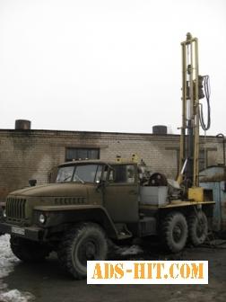 Бурение артезианских скважин в Днепропетровской обл, в Украине