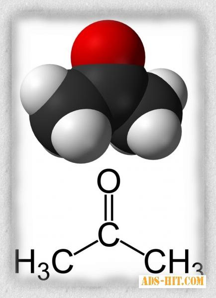 Ацетон ЧДА от 1 л