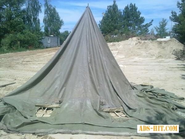Брезент, палатки лагерные, тенты, навесы, пошив