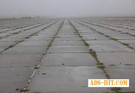 Плиты аэродромные ПАГ 14 (6х2х0, 14) и ПАГ 18 (6х2х0, 18) , Одесская обл.