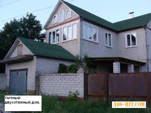 Дом в г. Краснокутск, с. Козиевка, ул. Ленина №199-А