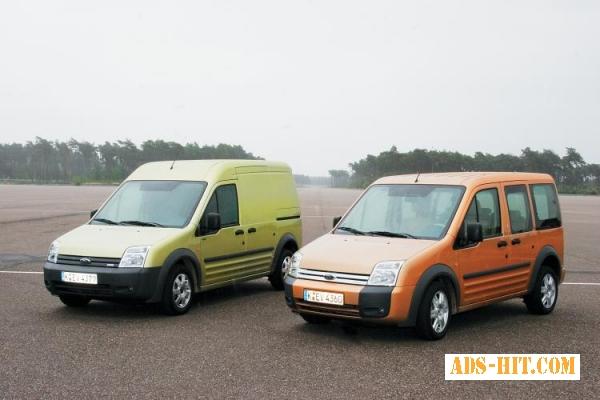 Запчасти на микроавтобусы Форд Транзит , Конект с 2000 г. в.