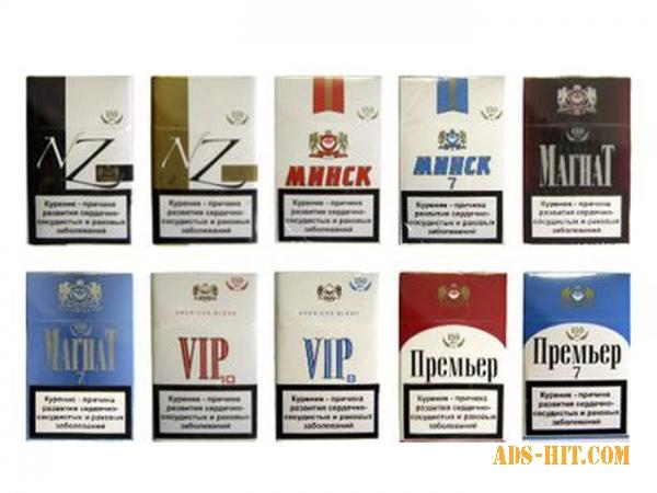 "Оптом сигареты Беларуси фабрика""НЕМАН"""
