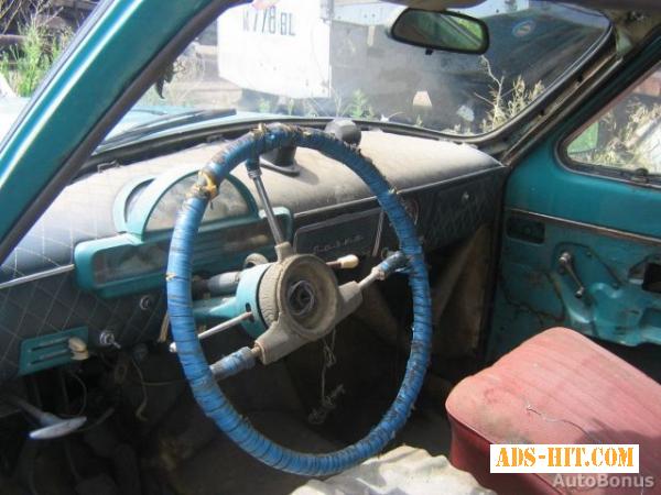 Газ 21 седан 1968 г в люкс