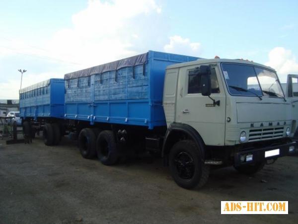 Водитель на Камаз зерновоз.