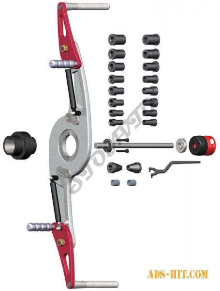 Мотоадаптер для балансировочного стенда на балансировку мотоколёс