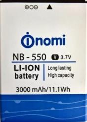 Nomi i550 (NB-550) 3000mAh Li-ion