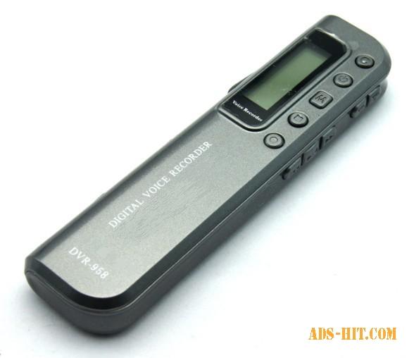 Профессиональный цифровой диктофон (модель DVR-958)