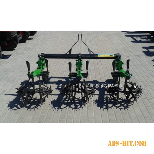 Культиваторы Еж для трактора (комплект 3 шт. )