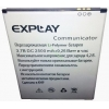 Explay (Communicator) 2500mAh Li-polymer