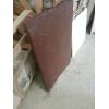 Каменные коричневые плиты 900х600х30мм . уникальной породы ярко - коричневого цвета