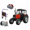 Кондиционер для трактора МТЗ