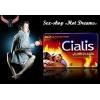 Таблетки Cialis для продолжительного полового акта