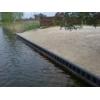 ШпунтПВХG-300иG-500 Укрепление берега, искусственные водоёмы, озёра