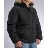 Мужскую куртку пуховую с капюшоном