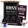 Королевская Виагра Босс «Boss Royal Vigra» для увеличения потенции(упаковка)