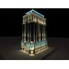 Архитектурное освещение. Проектирование освещения. Подсветка фасада