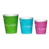 Гофрированные стаканы с Вашим логотипом.