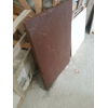 Каменная плита 900*600*30 мм , импортная , коричневый цвет , варманты использования : - площадка для автомобилей , дорожки