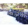 Дисковая борона, дискаторы АГД агд 2. 5 агд 2. 1