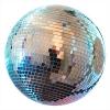 Зеркальный шар Mirror ball 40 см