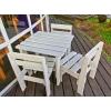 Набор мебели садово-парковый (стол и стулья) / Нм-8