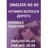 Продати волосся у Львові дорого Купуємо волосся