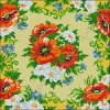 Заготовка для вышивки подушки Цветочная поляна