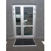 Алюминиевые двери, цена в Киеве