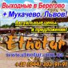 Лето 2019 Выходные в Берегово, Львов, Закарпатье
