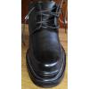 Кожаные ботинки мужские Размер 41 натуральный мех зимние