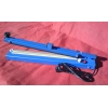 Настольный запайщик плёнки импульсного нагрева НЗ 400 /600 шина + нож
