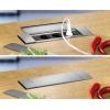 Врезной блок розеток Bachmann Power Frame Cover 3x220. Защитная крышка