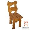 Мебель в деревенском стиле, Стул Медведь